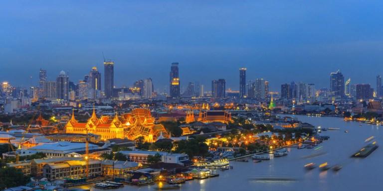 13 Adventures in Bangkok, Thailand