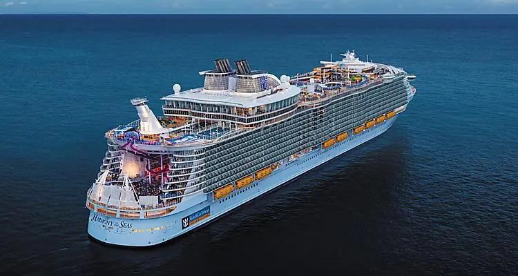 Royal Caribbean Harmony of the Seas and sustainability