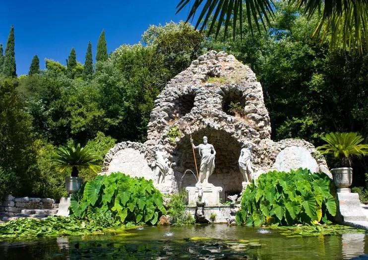 Tresteno Arboretum