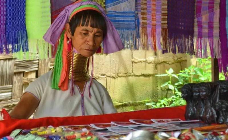 Padung Village Longneck Karen