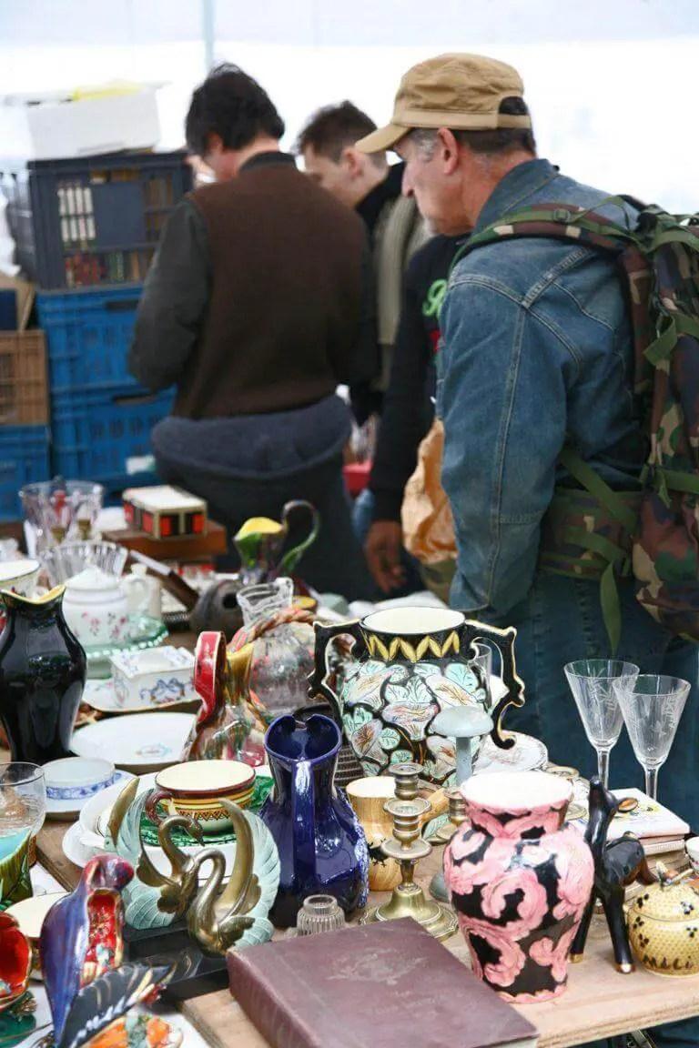 The Biggest Outdoor Flea Market in Europe