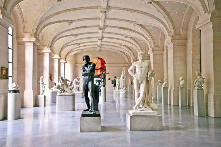 Classical and Modern Art