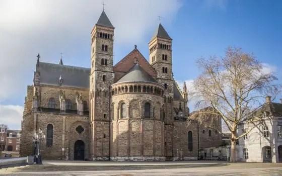Saint Servatius church