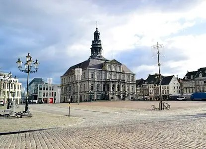 Market Square and City Hall