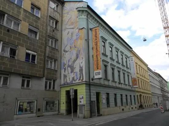 Museum of Romani Culture in Brno