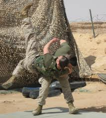 Marine flip
