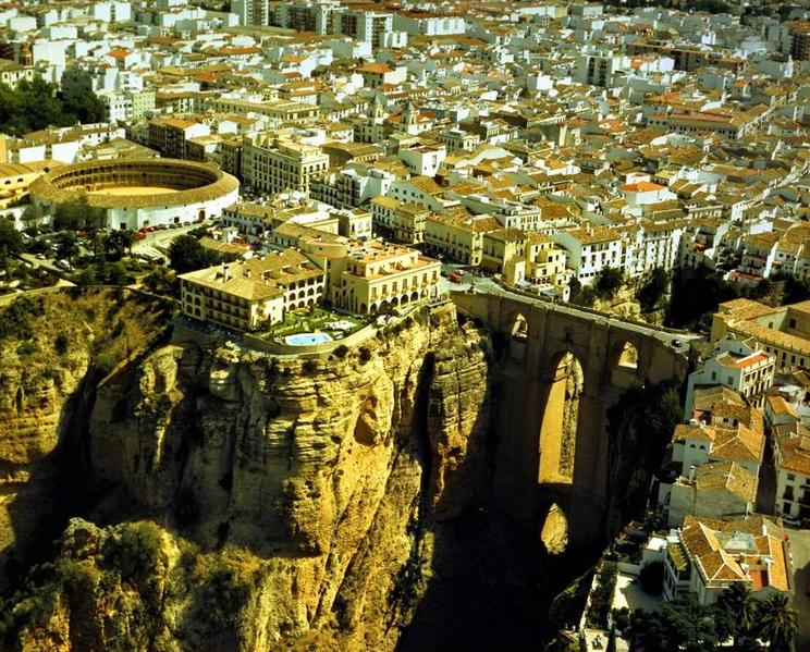Spain somewhere