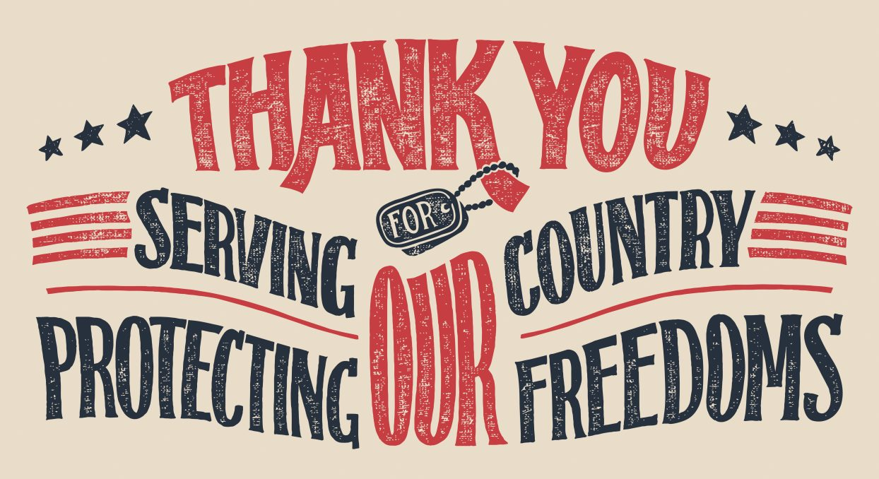 JLC Roofing Thanks Military on Fourth of July