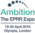 Ambition - The EPRR Expo