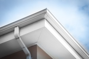 Picture of soffit or eave box by J le Roux Ceilings
