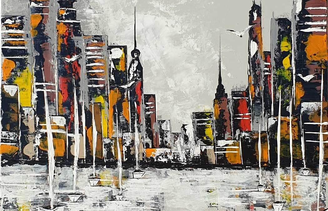 Les couleurs de Manhattan
