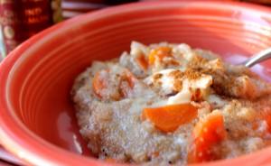 the porridge