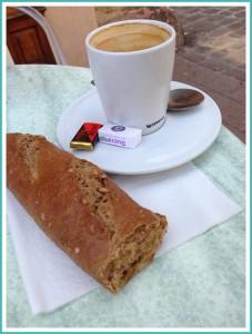 american vegan in germany | bakery breakfast
