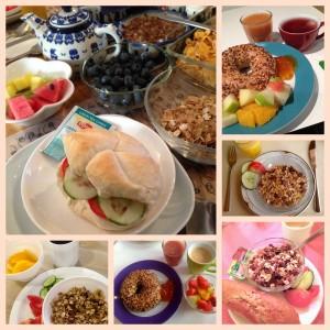 american vegan in germany | breakfast
