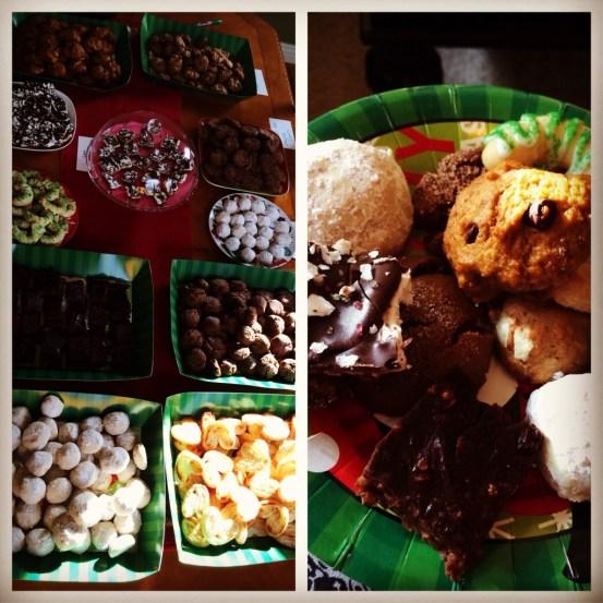 vegan holiday cookie swap | the goods