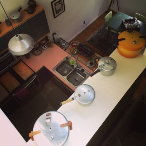 vegan pressure cooking museum 2