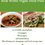 The 3-Month Real World Vegan Meal Plan
