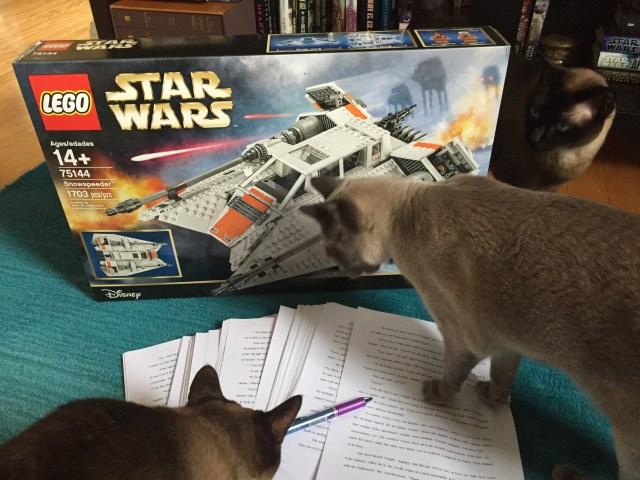 LEGO cats