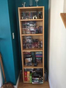 ML bookshelf