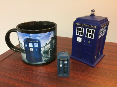 TARDIS contest office