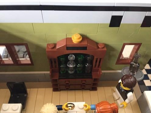 PR wine rack