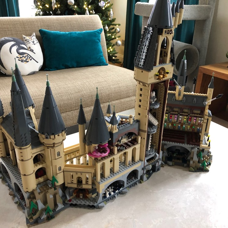 hogwarts castle 4-4