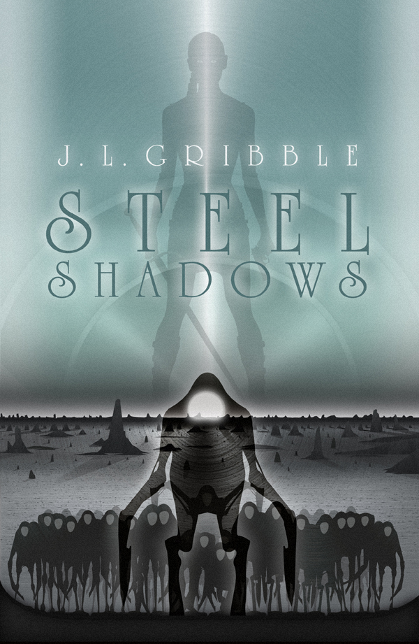 Book Cover: Steel Shadows