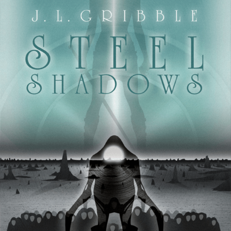 Steel Shadows book cover