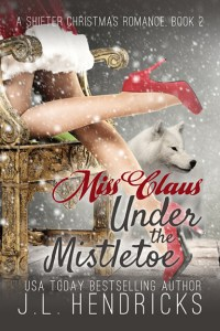 Miss Claus Under The Mistletoe