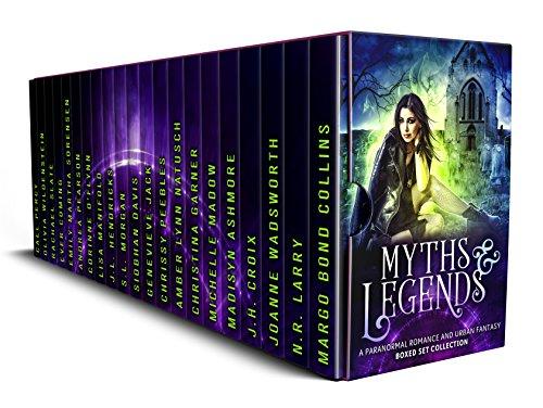 Book Blitz for Myths & Legends