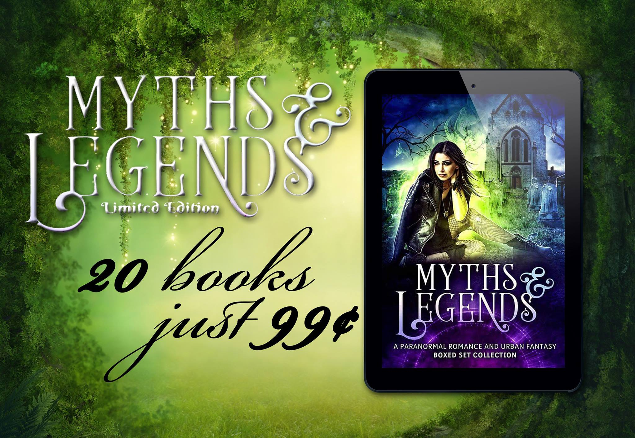 Myths & Legends Is Here