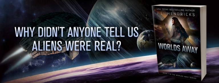 The Worlds Away Series Companion Novella: Worlds Revealed