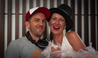 Emcee Host with one of the French Mafia DJ'S