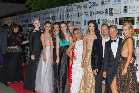 Actors Models on the Red Carpet SOIFF 27.02.2016 (3)