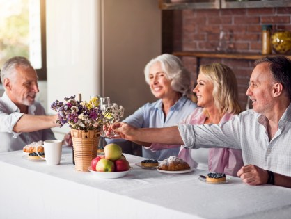 Oy, The Mechutens! A Guide To Dealing With The In-Laws