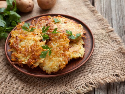 Healthy Potato Latke Recipes For Your Hanukkah Party