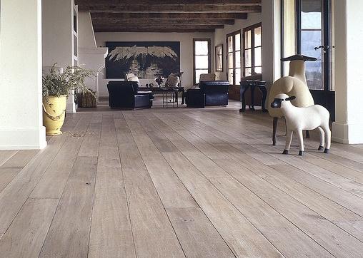Gezelligheid met een houten vloer