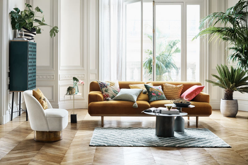 Nieuw | H&M Home Interieur update: Welcome Colour collectie -