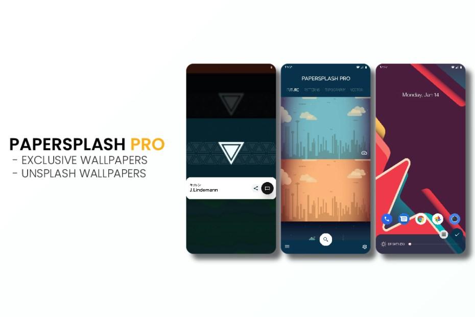PaperSplash 1.8.1 Released + PRO