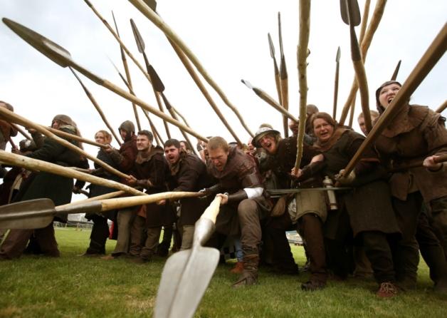 Stirling set for Bannockburn commemoration weekend - The Scotsman