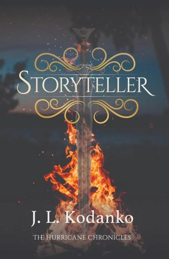 Storyteller (The Hurricane Chronicles Book 1)