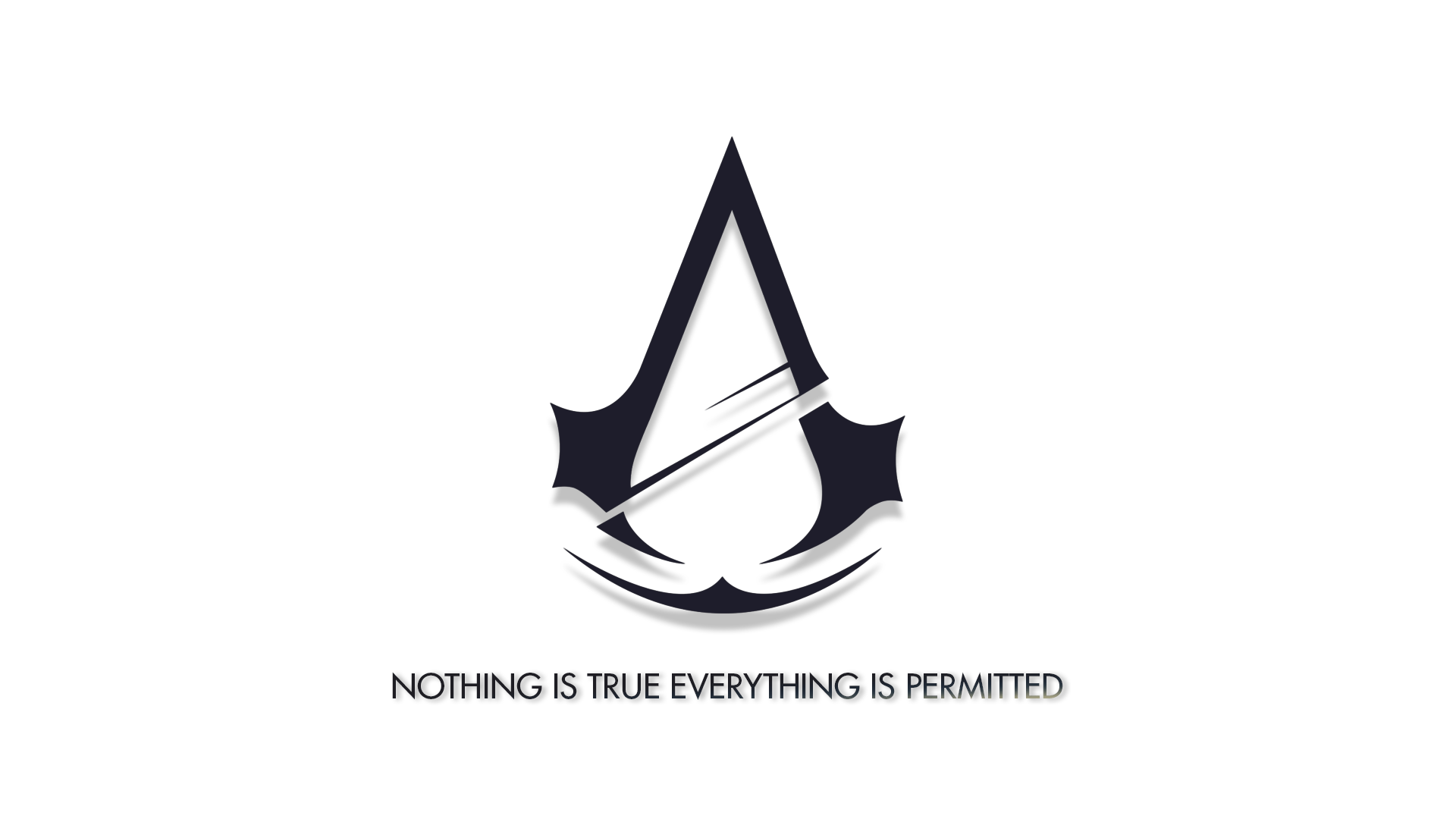 Assassins Creed Nothing Is True Wallpaper For Android