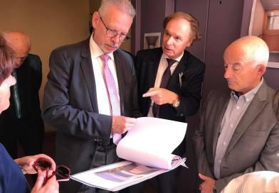 La Garde : Lancement de la rénovation de la résidence sociale « Les Romarins »