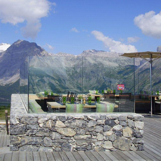 Crédit photographique : Design Hotels™<br /> Localisation : Crans Montana, Suisse