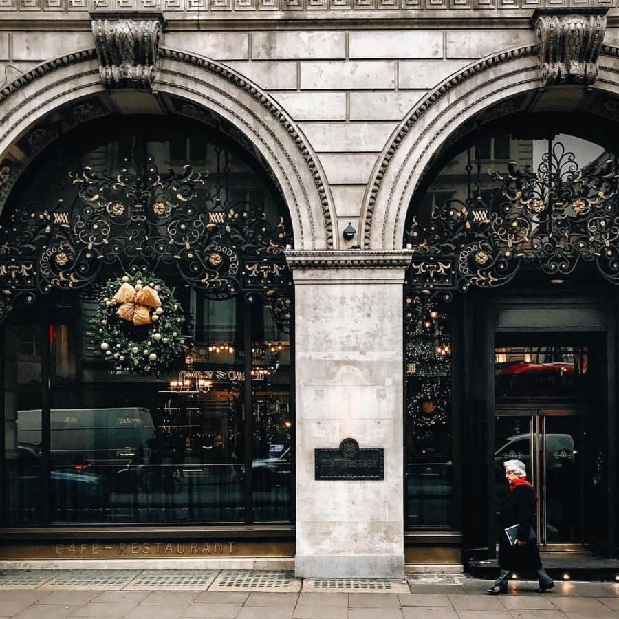 JLM Travel - 5 endroits pour bruncher branché à Londres
