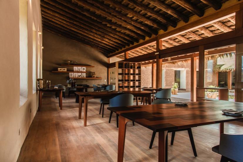 JLM Travel - Restaurant d'altitude étoilé au Pérou