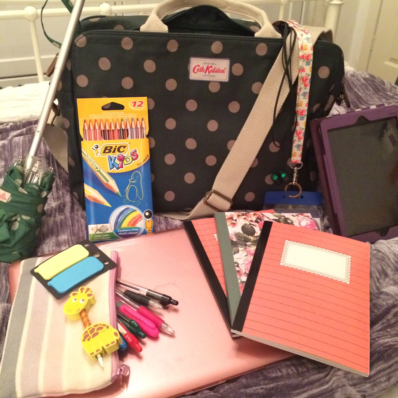 What S In My School Bag