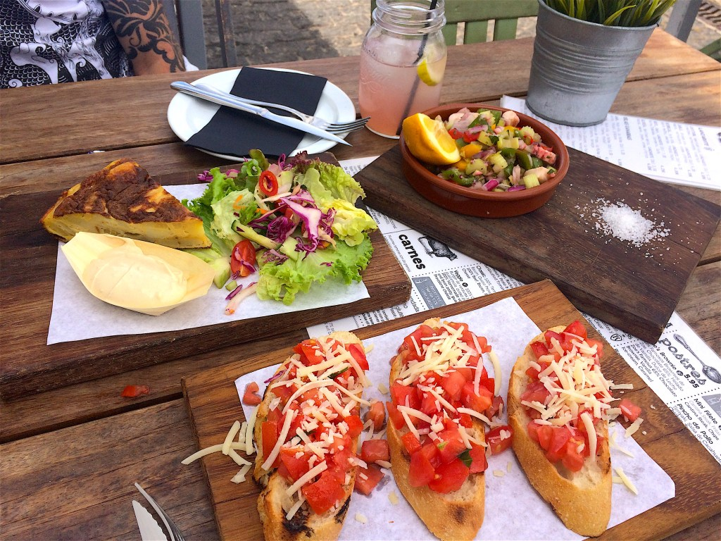 Tapas in Teguise