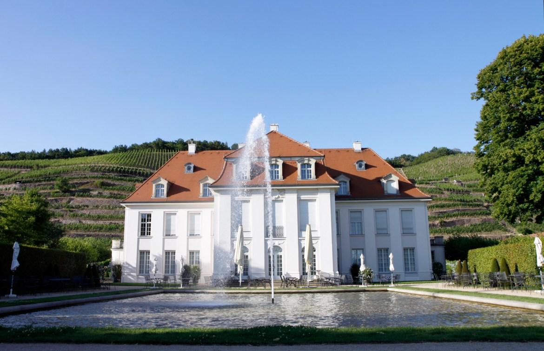 Schloss Wackerbarth.