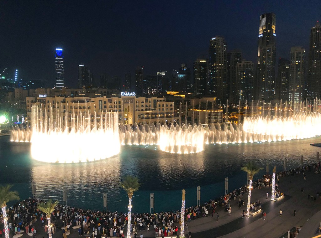 Fontein Dubai